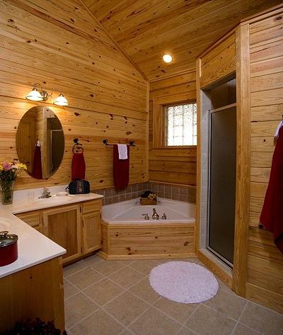 Calendar for Log home bathroom design ideas